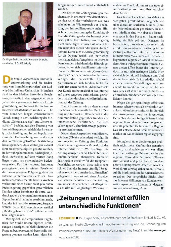 Immobilienmanager2008